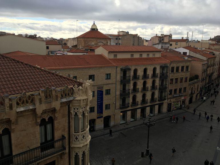Salamanca, la provincia más cara de Castilla y León para alquilar viviendas