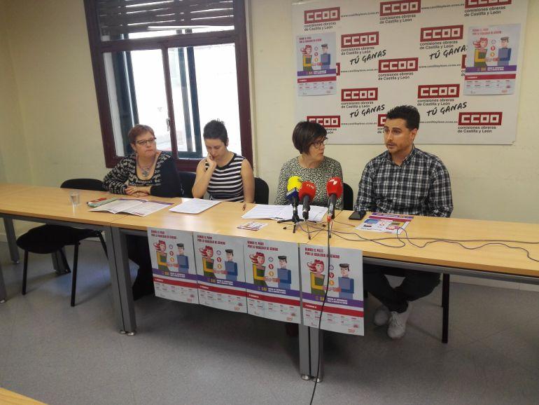 Servicio Asesoramiento CCOO Segovia