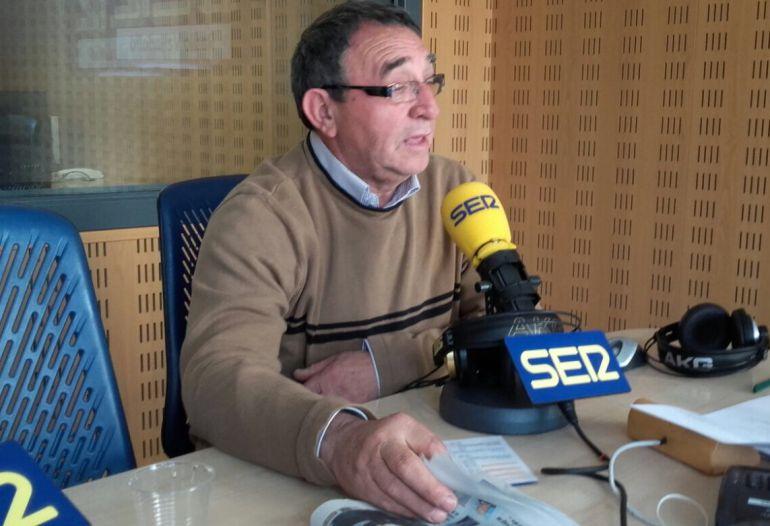 Luis Alonso Laguna, alcalde de Villalar