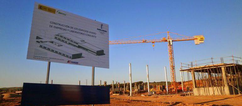 Terrenos elegidos para el futuro Almacén Temporal Centralizado de residuos nucleares en Villar de Cañas