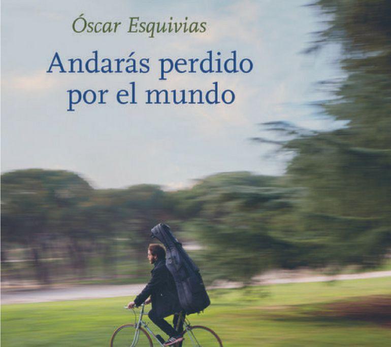 Portada del último libro de Oscar Esquivias