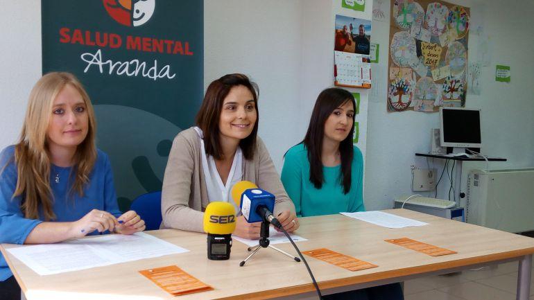 Integrantes de Sesma planteando sus propuestas en rueda de prensa