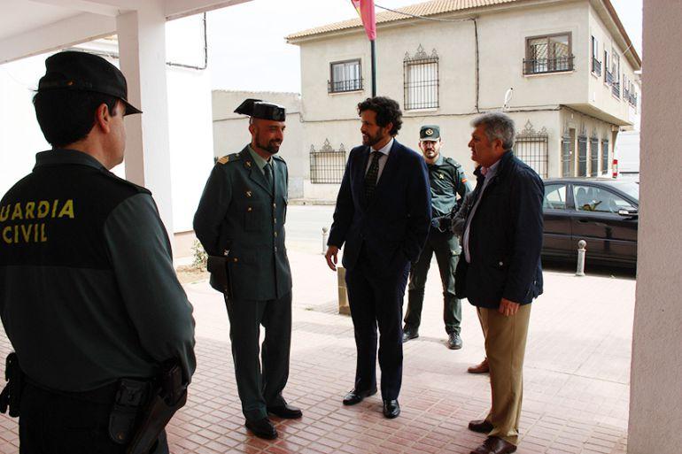 Miguel Esteban volverá a beneficiarse del Plan Especial de Empleo de Zonas Rurales Deprimidas