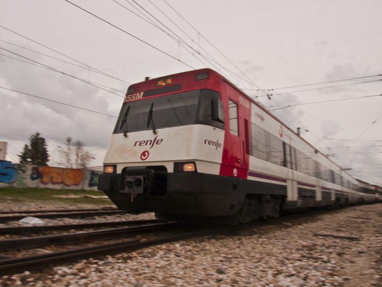 Suprimen diez trenes de cercanías por bajas de maquinistas