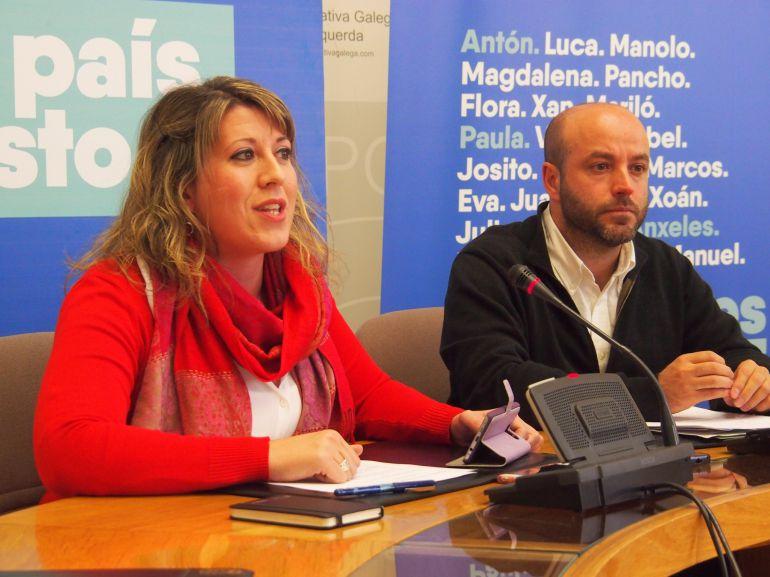 En Marea pide amparo para Carmen Santos