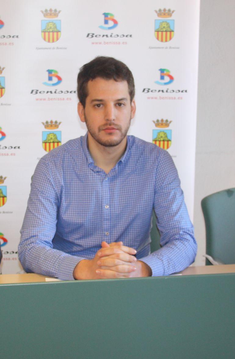 Fernando López, concejal de Hacienda.