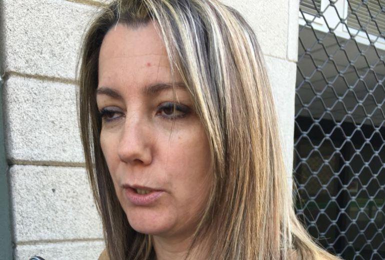 Lara Méndez, alcaldesa de Lugo, avanza que quiere presentar el proyecto de presupuestos en mayo