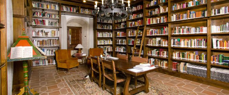 La Villa del Libro ofrece una amplia oferta literaria