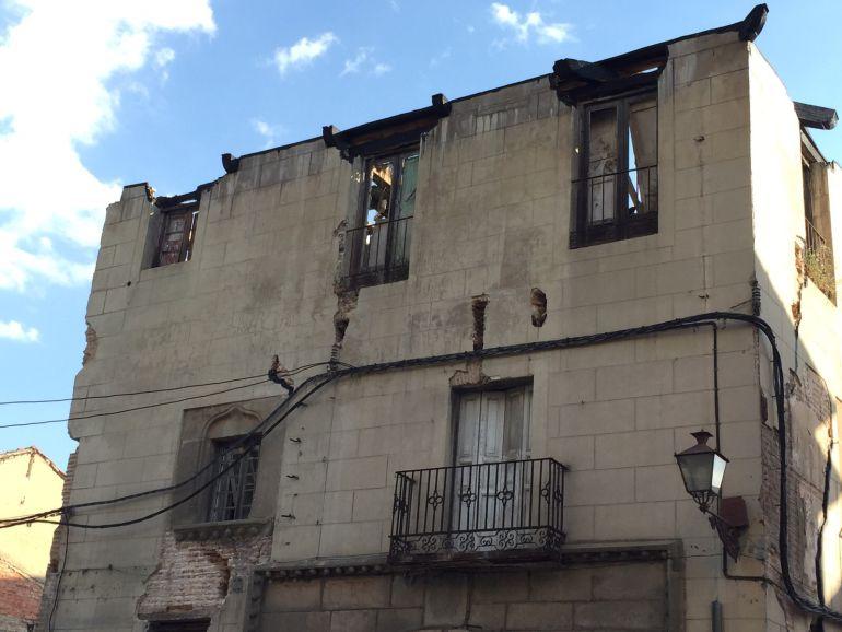 Fachada Casa de los Buitrago