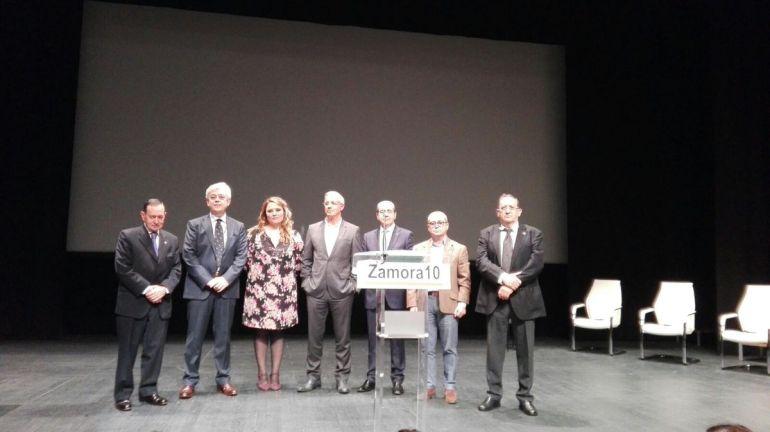 Nueve proyectos para reflotar Zamora
