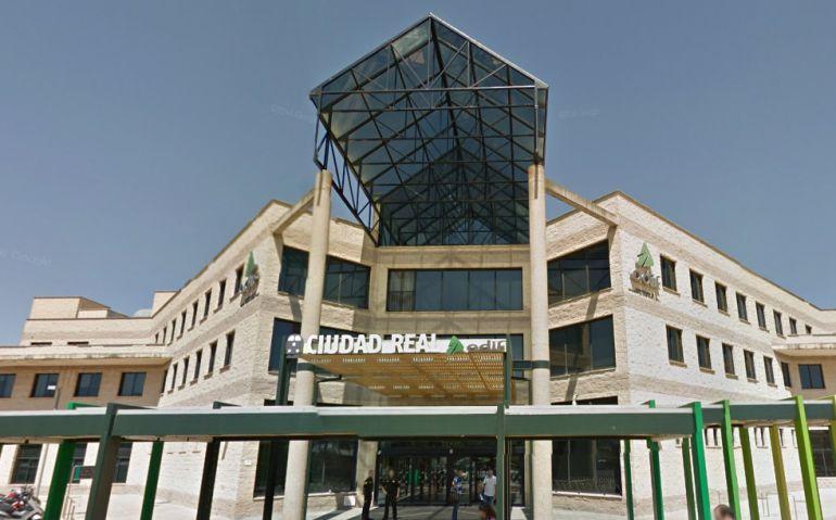 Fachada de la estación del AVE en Ciudad Real