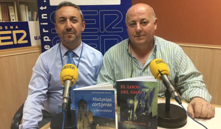 José Manuel Contreras y José Quesada