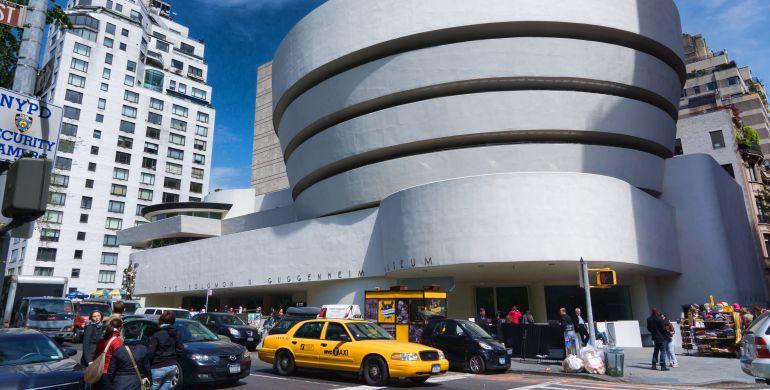 MUSEO GUGGENHEIM: Euskal artistak New Yorkeko Guggenheimen