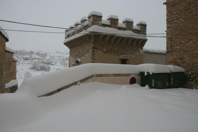 Imagen de Vilafranca del último temporal