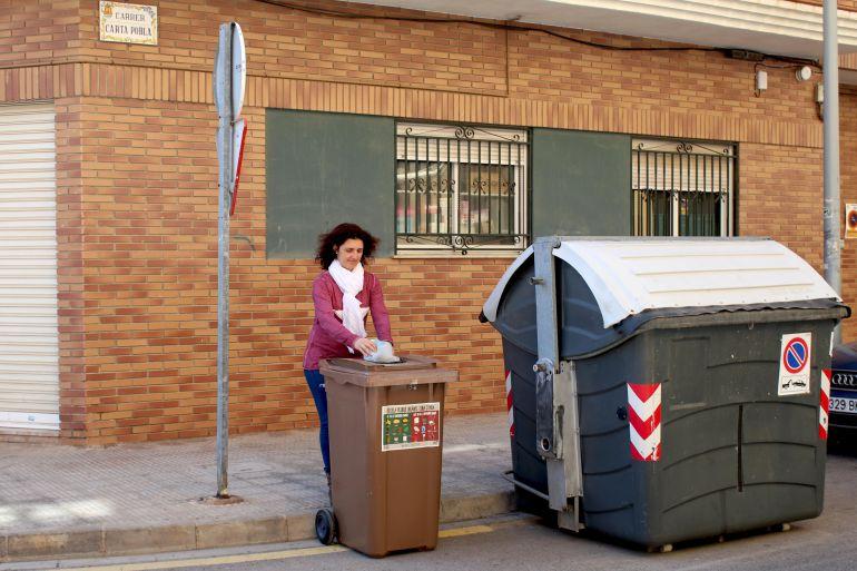 Onda basura: Recoge una tonelada de residuos orgánicos con el 'quinto contenedor'