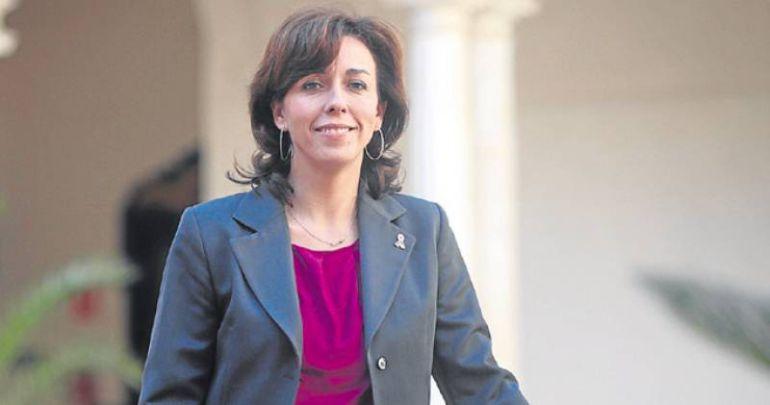 María Luísa Ceballos, alcaldesa de Priego de Córdoba (PP).
