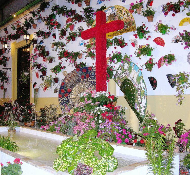Cruz de Mayo de Cañero