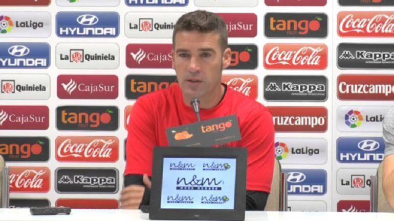 """Carrión: """"El Mallorca es un buen equipo pero no están sabiendo salir de ahí"""""""