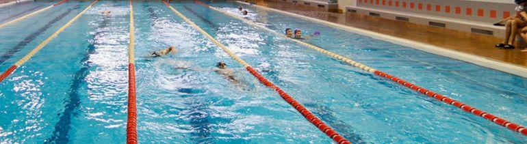A Coruña: Las piscinas del Agra vuelven a la normalidad