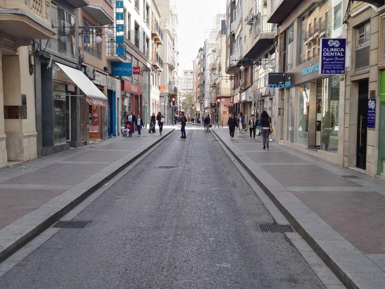 Calle Corredora (Elche)