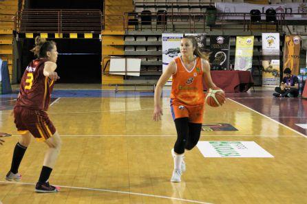 Marta Canella fue la mejor jugadora del partido