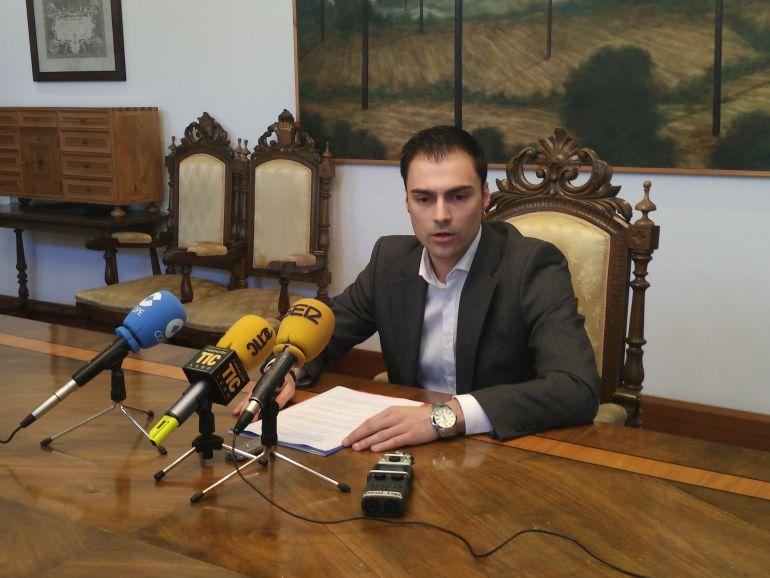 Pablo Rivera, diputado del gobierno de la Diputación de Lugo