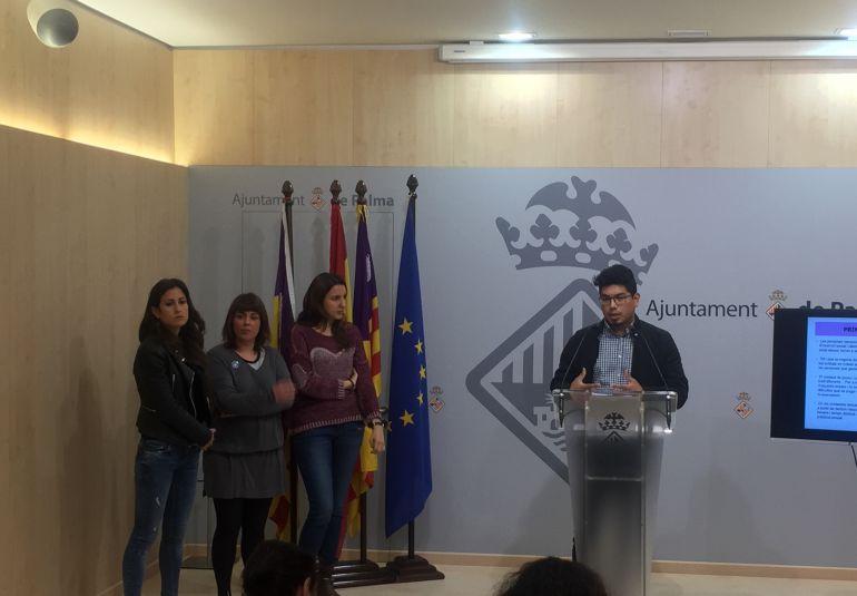 Mujer joven en situación ilegal que ejerce en clubes, perfil de la prostitución en Palma