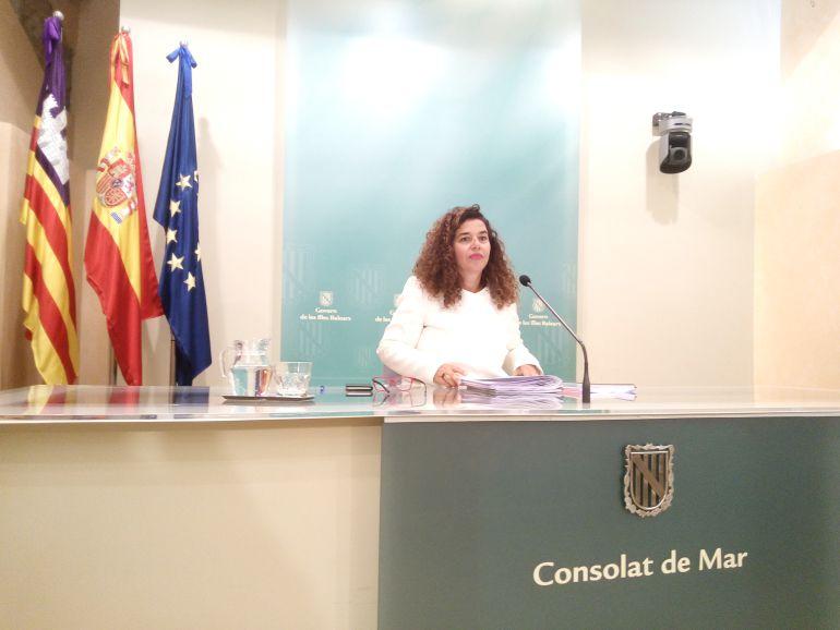 Montserrat Berini nombrada nueva directora general de Transparencia