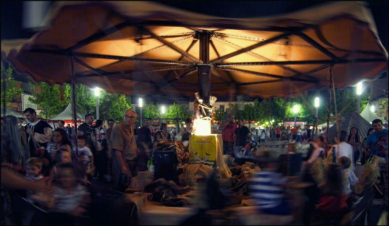 Feria Renacentista que se incluye en el Plan Ferial de Medina del Campo