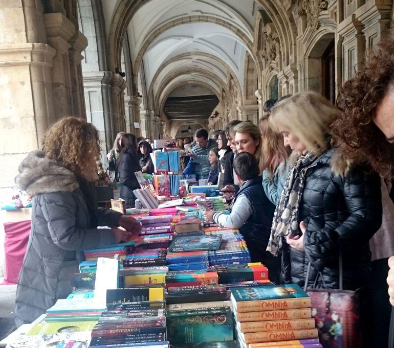 Gabriel y Galán, protagonistas del Día del Libro en Salamanca