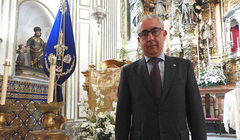 Miguel Andreu, pregonero de Las Glorias 2017