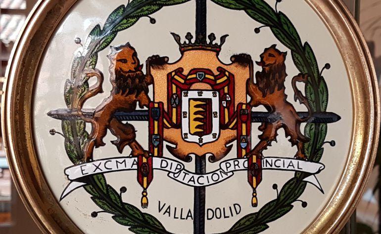 Escudo de la Diputación de Valladolid