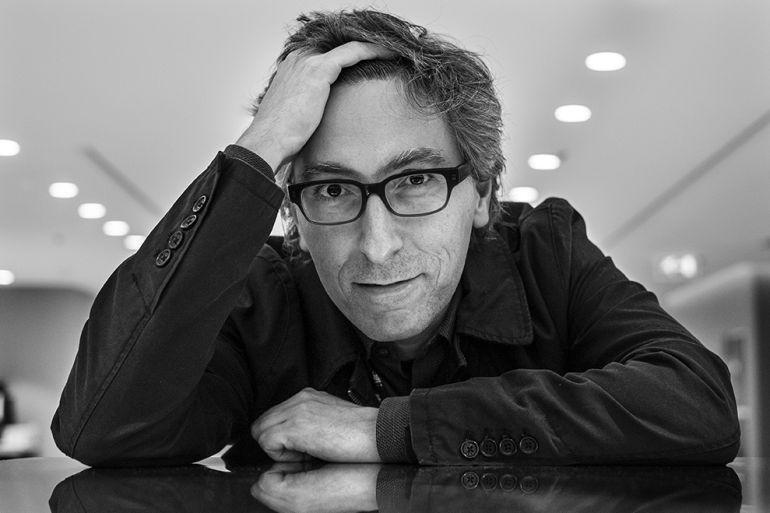 El escritor y guionista ha presentado, este viernes, en Zaragoza, su quinta y última novela
