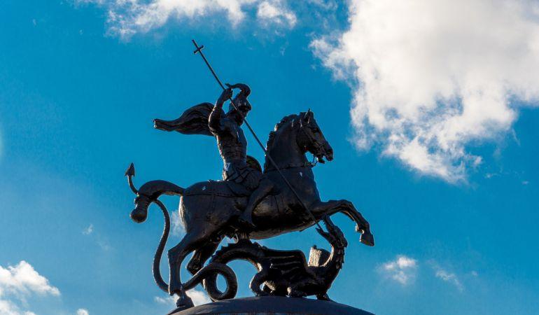 La Casa de Aragón tricantina celebra su día grande compartiendo sus tradiciones, historia, cultura y folclore