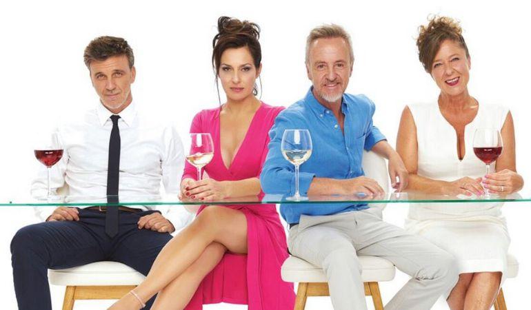 Carlos Hipólito y Natalia Millán protagonizan la comedia de enredo de parejas 'La Mentira' este sábado en el TAM