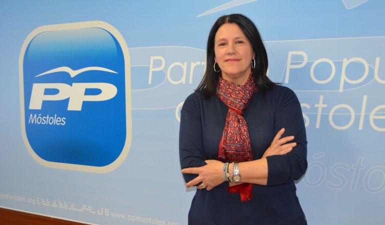 Mirina Cortés anuncia su candidatura a presidir el PP de Móstoles