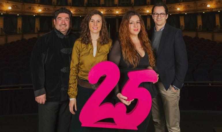 Concierto solidario por el 25 aniversario de Cudeca: Concierto solidario por el 25 aniversario de Cudeca