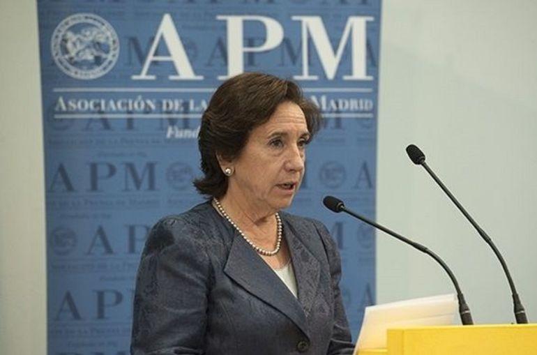 La periodista Victoria Prego imparte esta noche la conferencia 'El panorama político en la España de hoy'