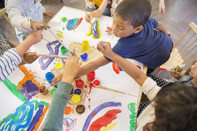 La inscripción para las escuelas infantiles de Vitoria se abrirá el 2 de mayo