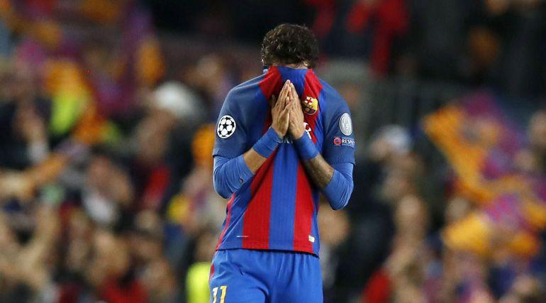 Neymar no jugarà el clàssic