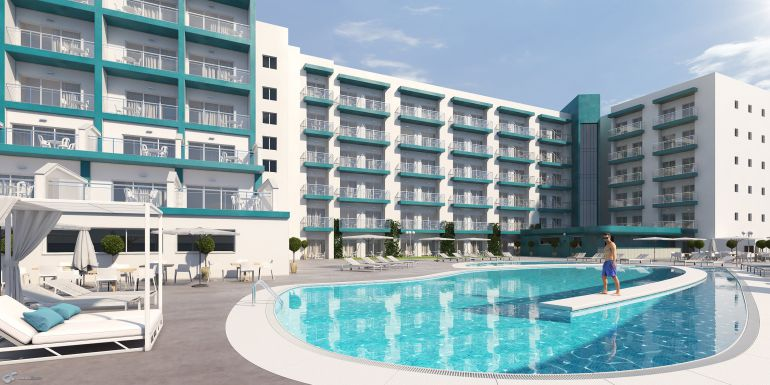 Hotel gay en m laga torremolinos abrir el primer gran for Hotel diseno malaga