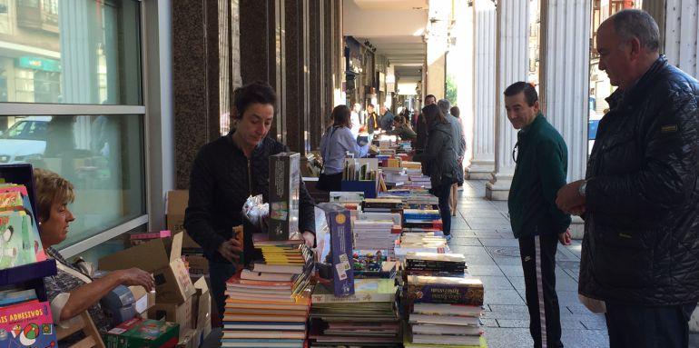 libros a la calle