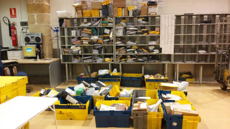 Ccoo denuncia que el gobierno llevar a la quiebra a for Oficina de correos en