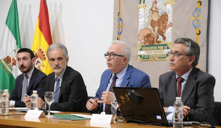 Presentación del Programa Integral contra la Silicosis en Andalucía