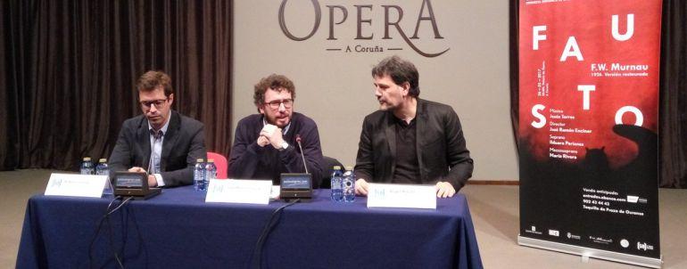 A Coruña: La Orquesta Sinfónica inaugurará la Mostra de Cinema Periférico