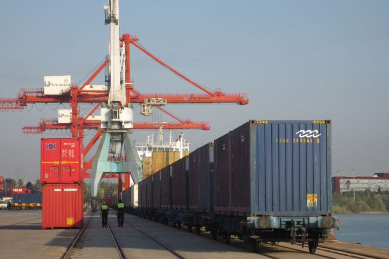 Los puertos de Andalucía hacen frente común para reclamar inversiones en corredores ferroviarios