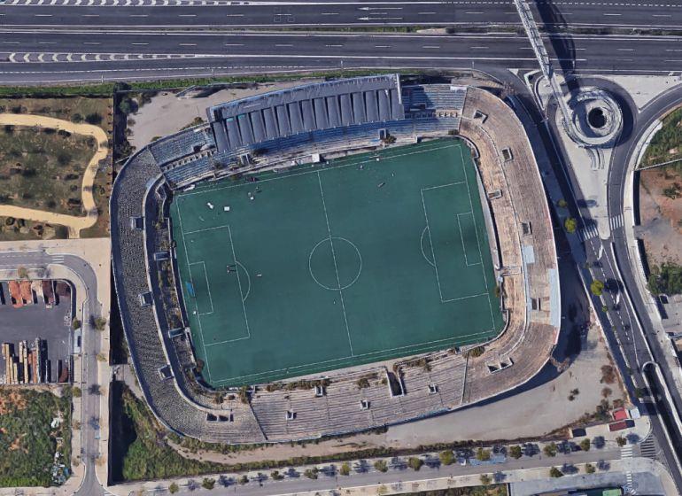 """El Atlético Baleares tiene la solución """"definitiva"""" para el Estadio Balear"""