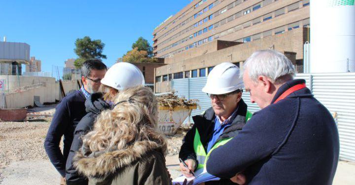 Parar las obras del hospital general ha costado m s de 5 - Constructoras albacete ...