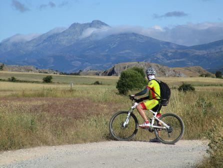 El turismo en bicicleta es una práctica cada vez más extendida