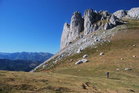 La Montaña Palentina ofrece hermosos rincones en un recorrido en bicicleta